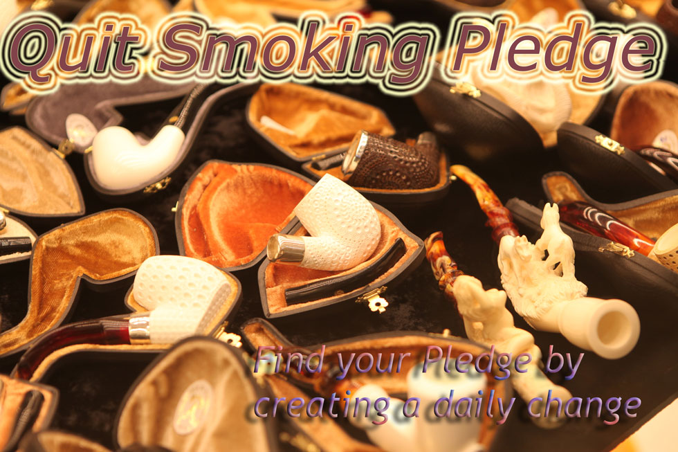 Quit Smoking Pledge